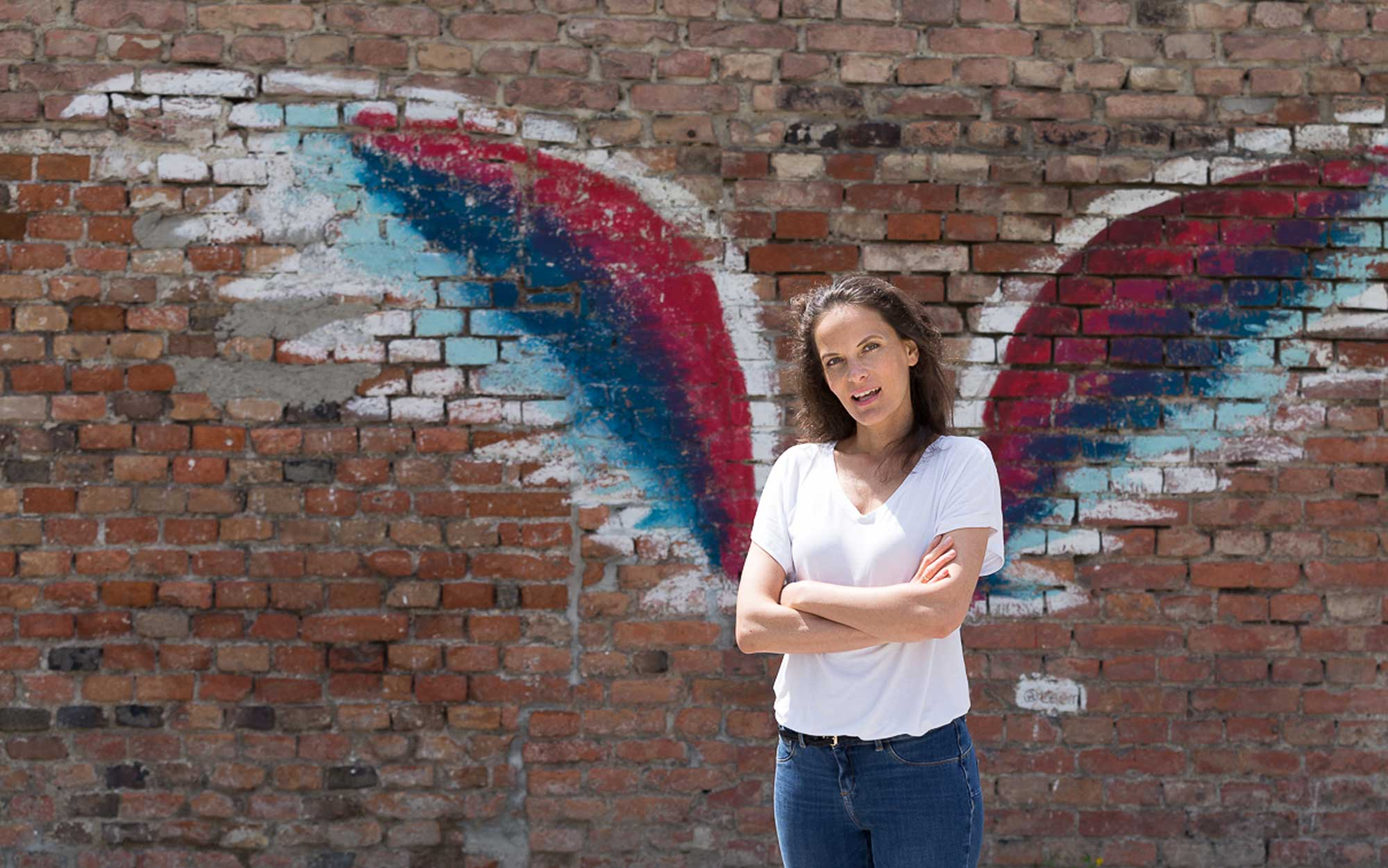 Gabriella grafitti wings